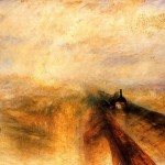William Turner - Pioggia, vapore e velocità, 1844